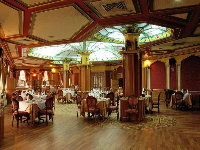 дом татарской кухни