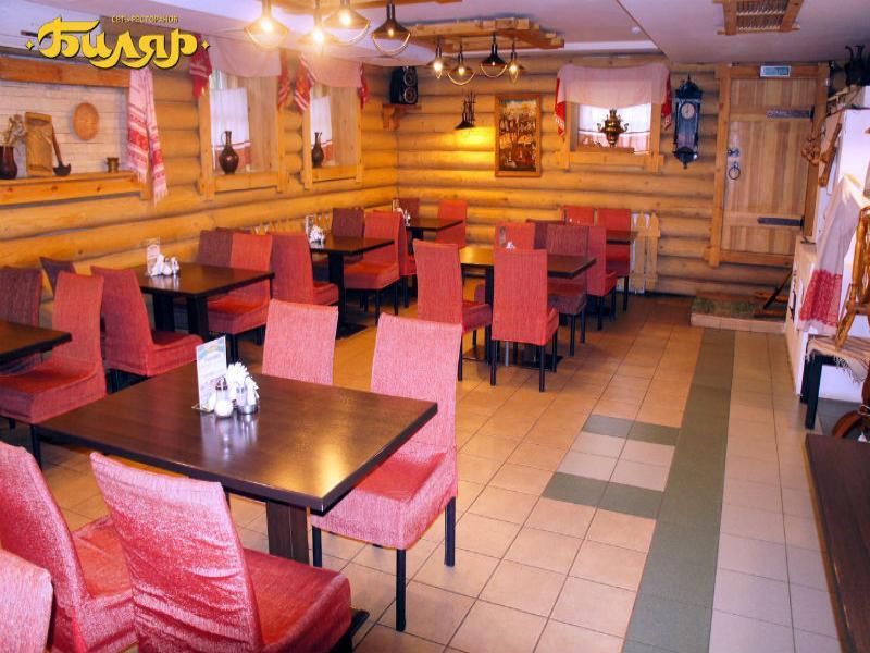 Ресторан национальной кухни в казани