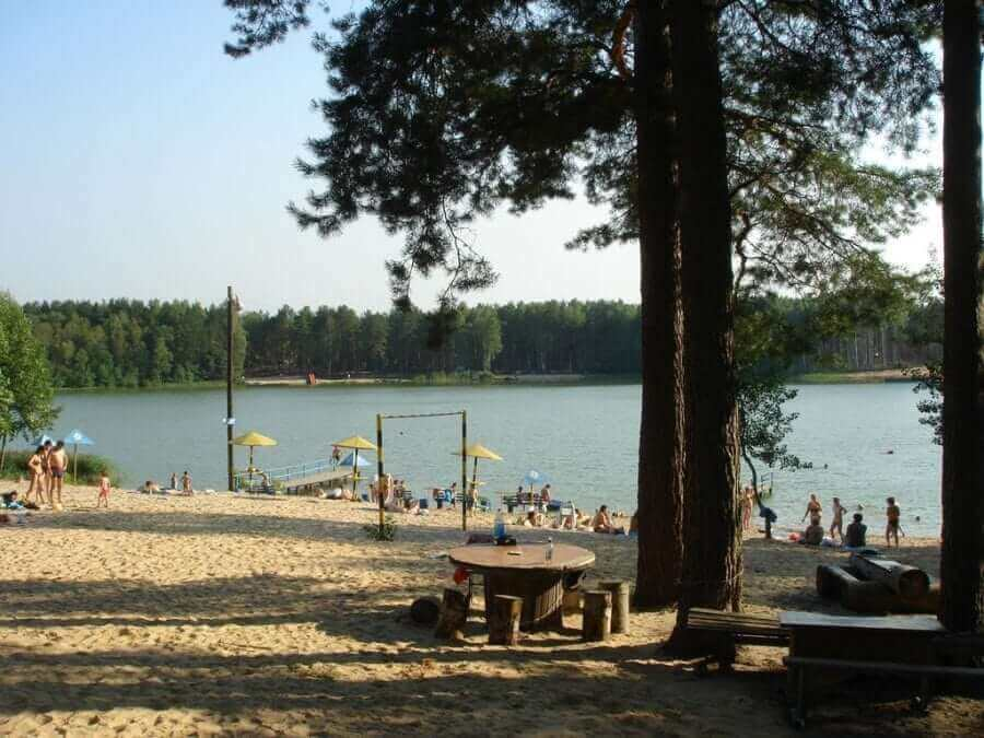 озеро шап