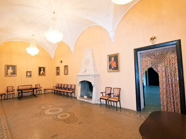 роскошные комнаты
