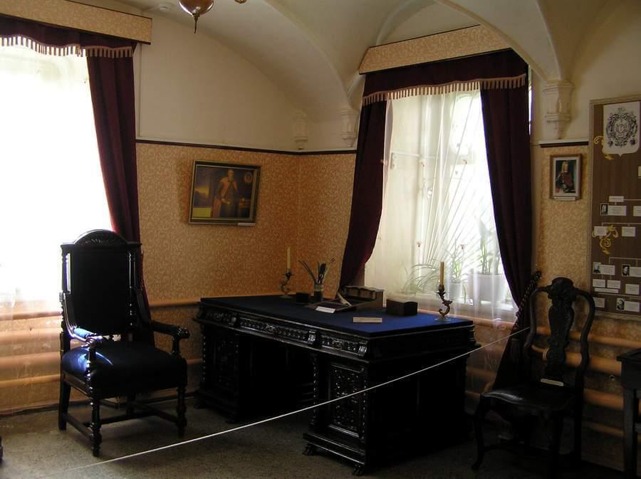 восточный кабинет