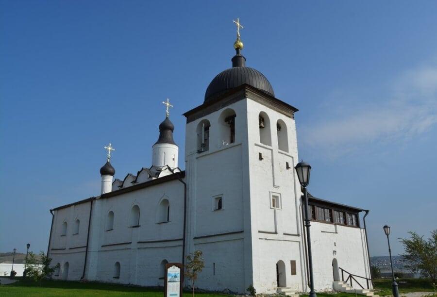 монастырь Сергея Радонежского
