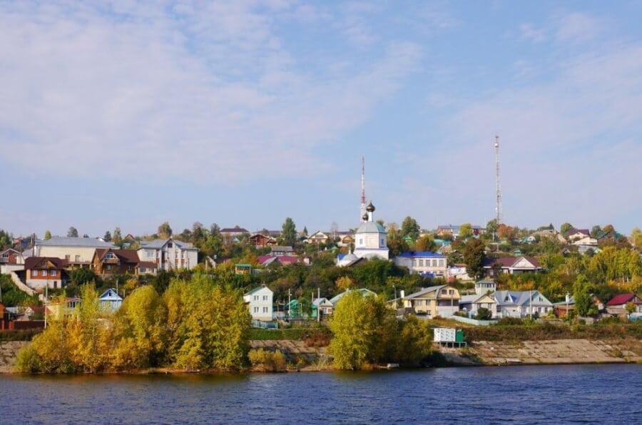 свияжск - отров град