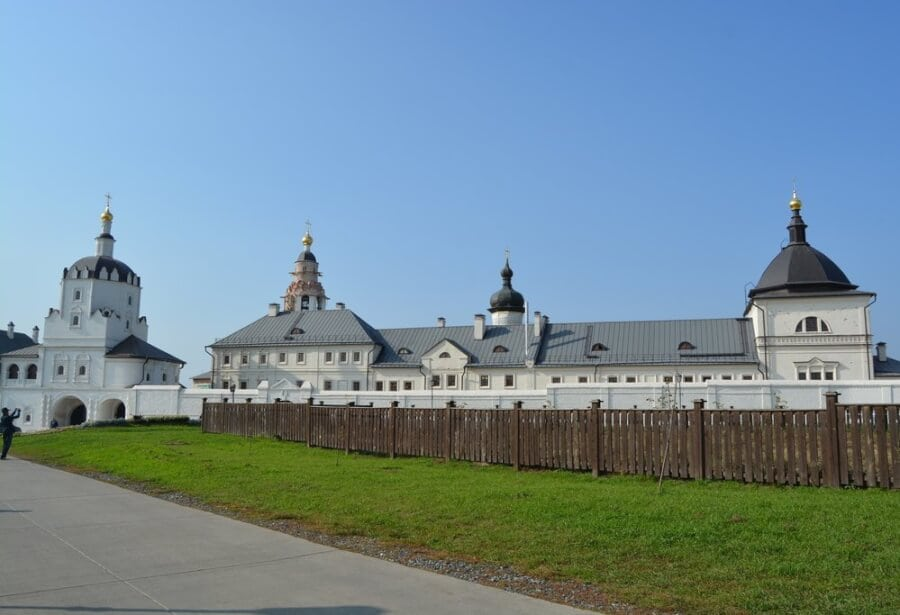 Успенский Собор в Свияжске