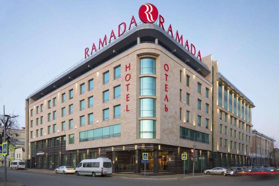 отель Романда