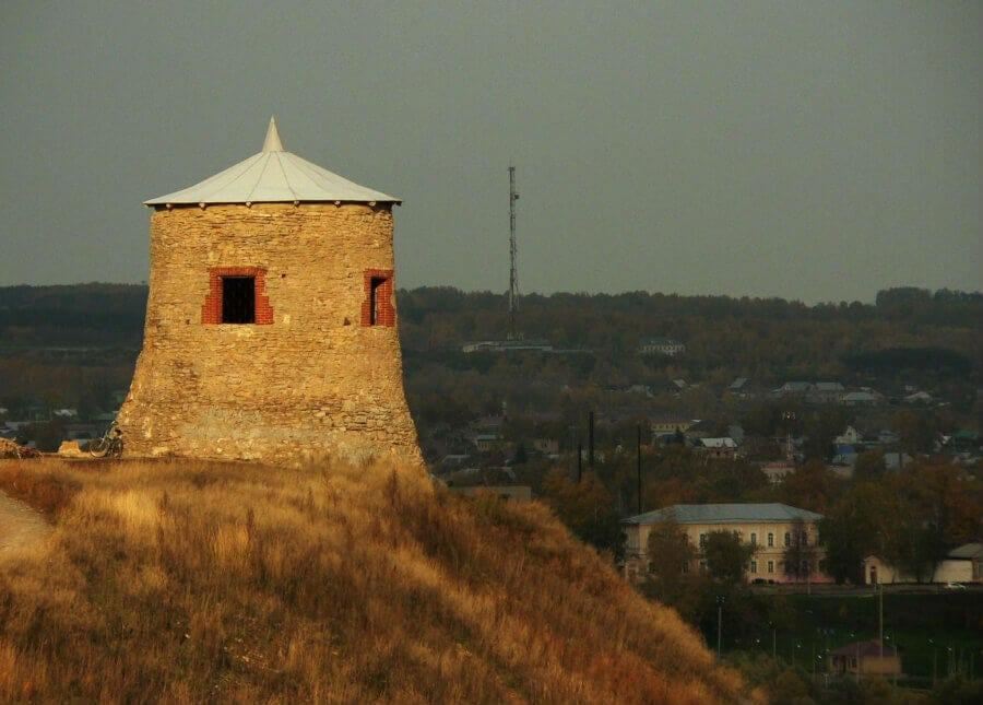 Елабуга  - историческая достопримечательность республики Татарстан