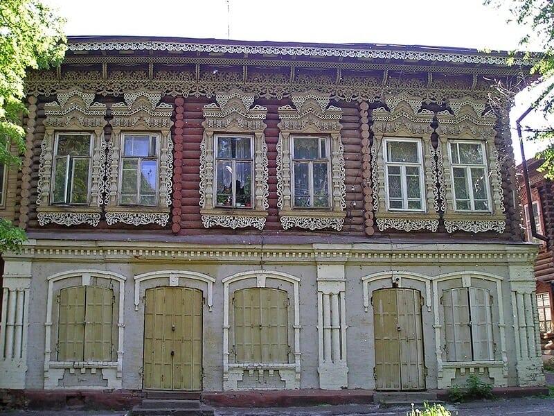 Дом Овчинникова