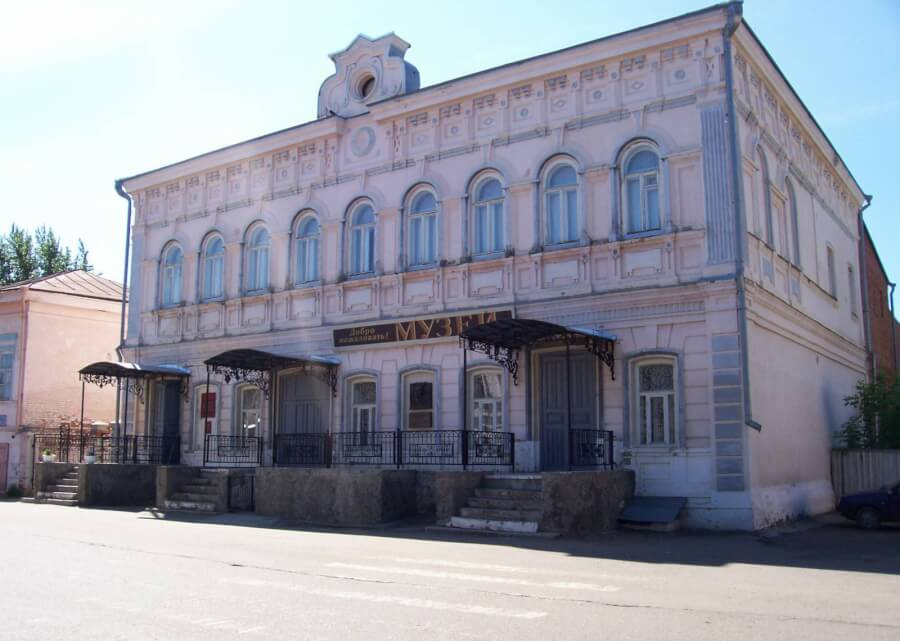 музей григорьева
