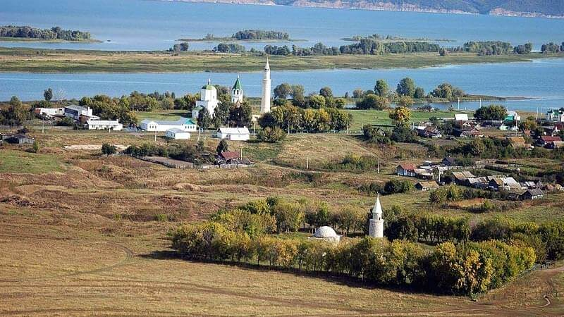 храмы Булгар