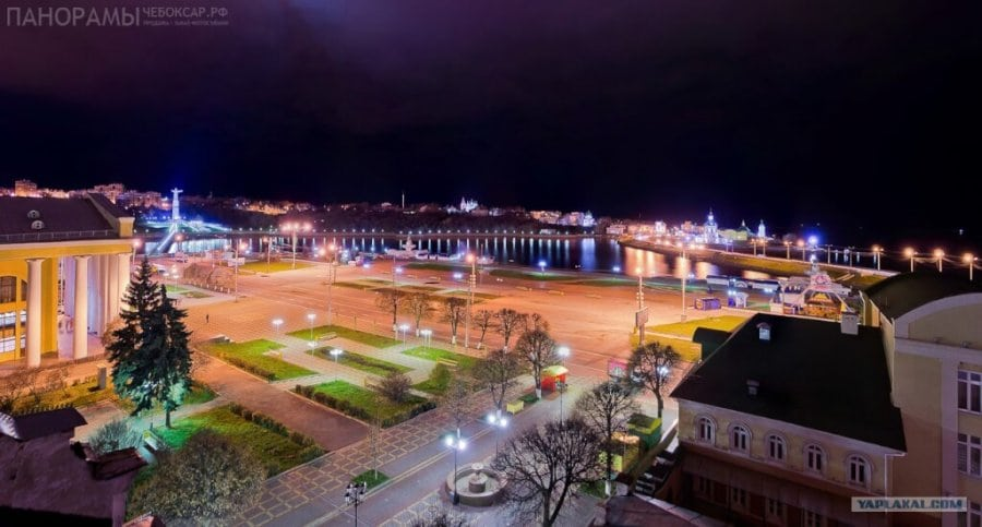 Чебоксары - современный город