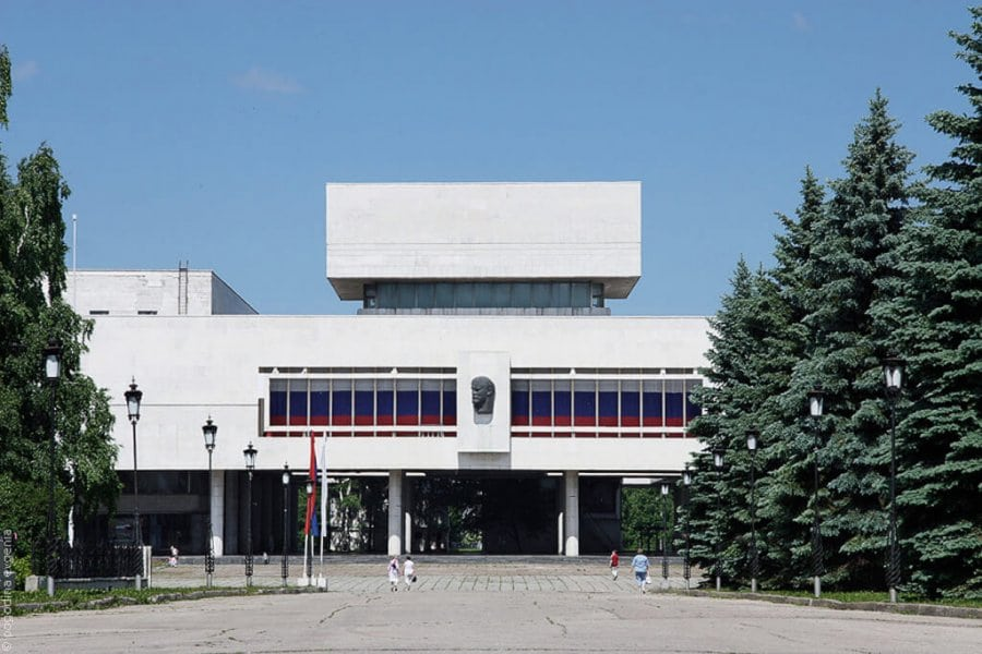 Мемориал В. И. Ленина