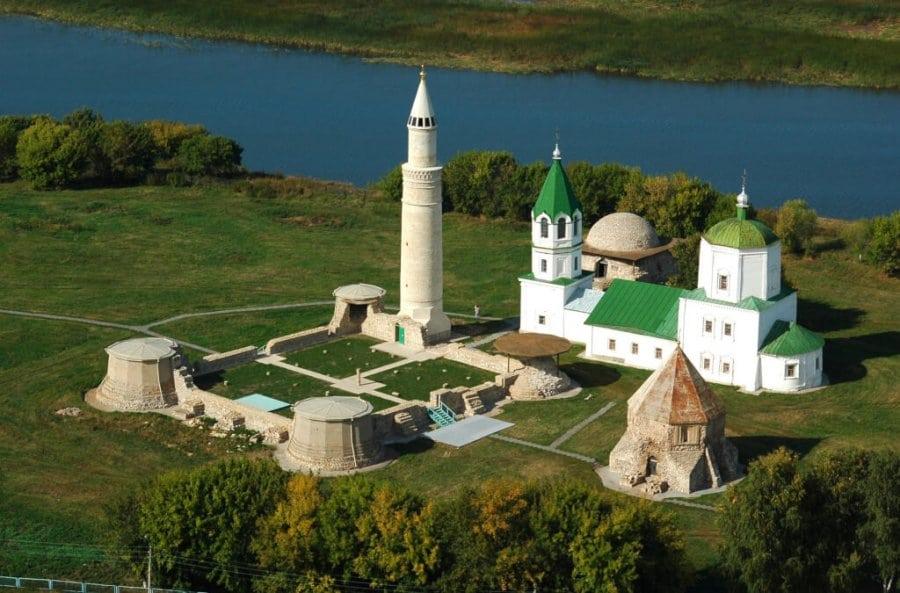 соборная крепость-мечеть