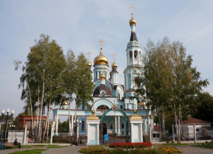 Храм Святой Мученицы Татияны