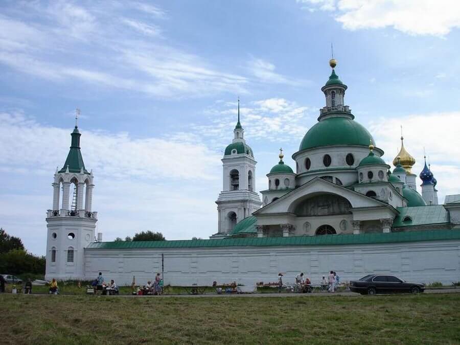 монастыри Ростова