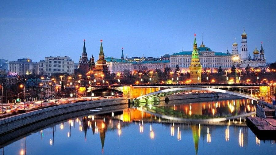 Москва:  достопримечательности и развлечения для туристов