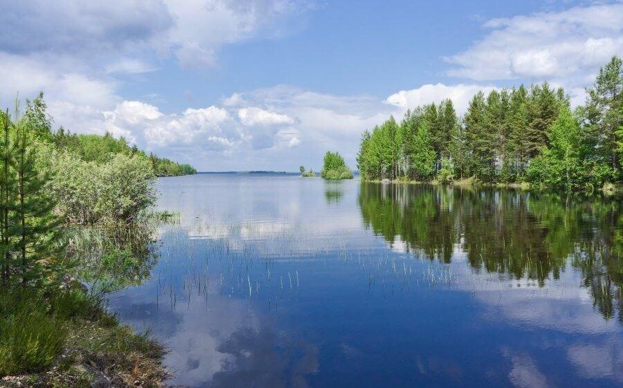 особенности и климат республики Карелия
