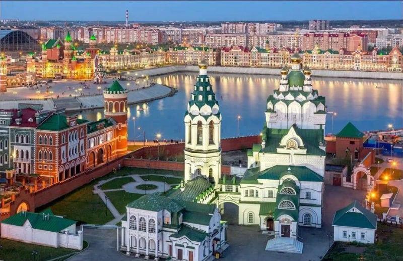 Йошкар-Ола - достопримечательности и исторические места Царевококшайска
