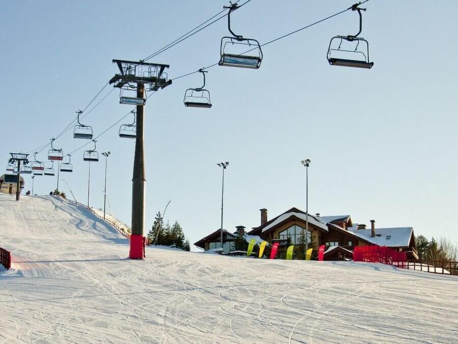 Свияжские холмы - спортивный горнолыжный комплекс