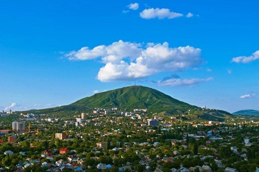 кавказский горных хребет