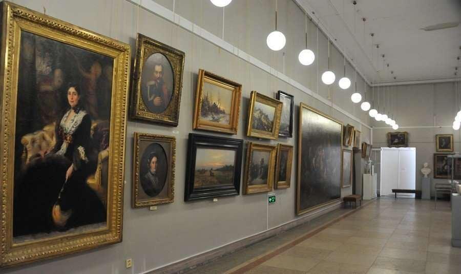 Музей изобразительных искусств им. И. И. Машкова