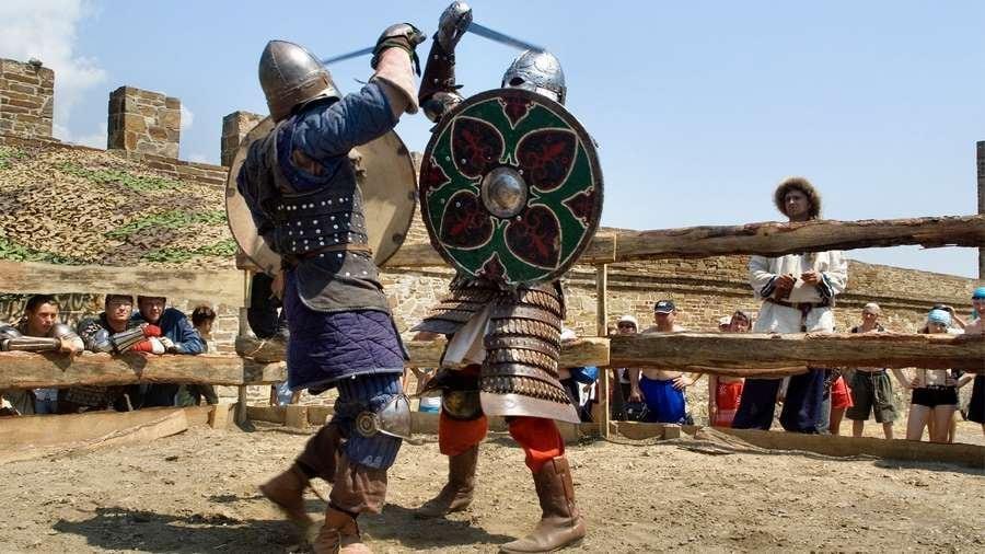 рыцарские состязания