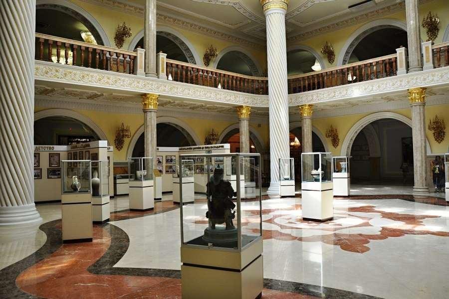 Музей им. Кадырова