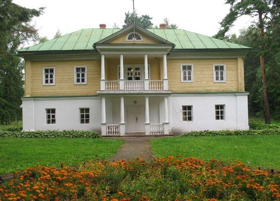 Музей литературных героев
