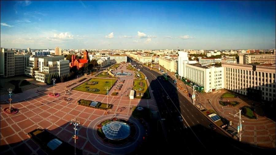 Путешествие в Беларусь