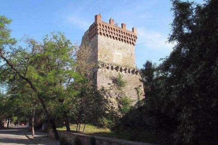 Башня Св.Константина