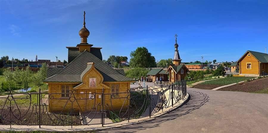 Дивеево – достопримечательности, монастырь, история и традиции, святые места