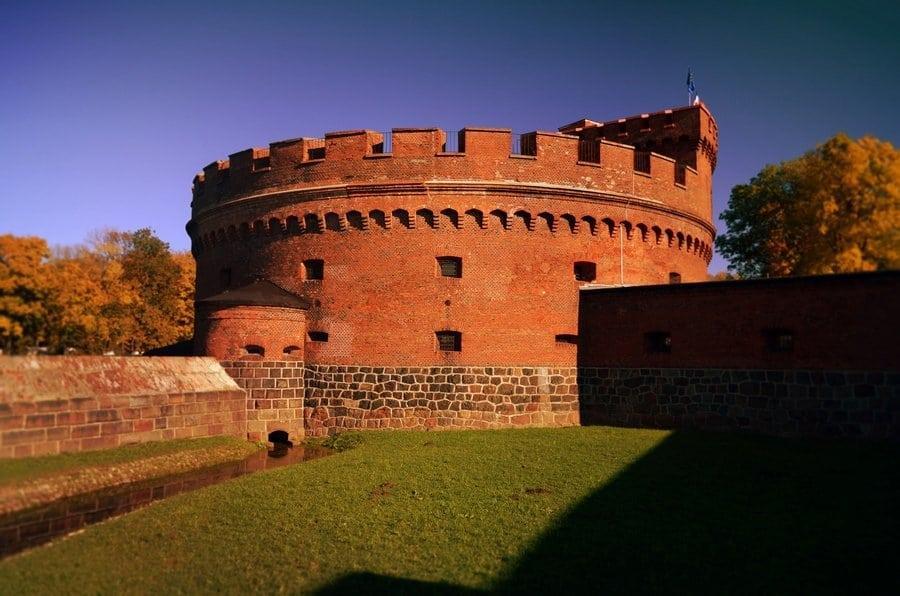 Музей Янтаря или Башня Дер-Дона