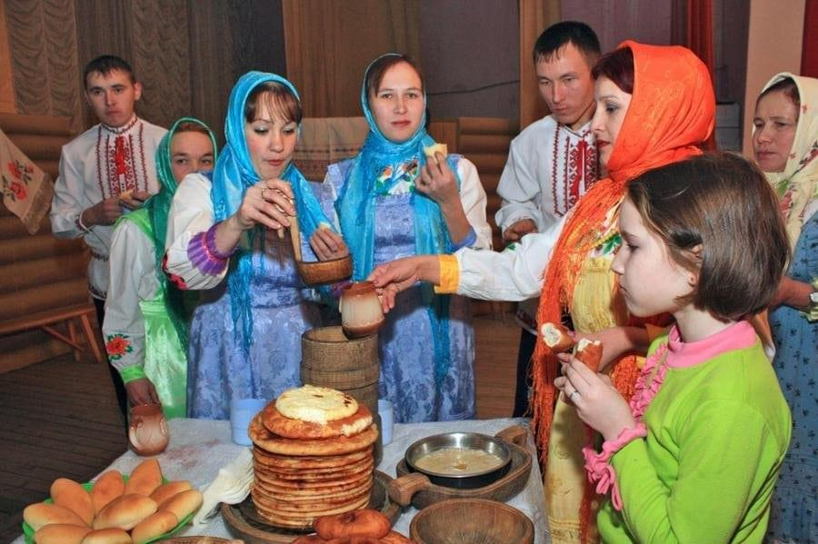 культура марийцев
