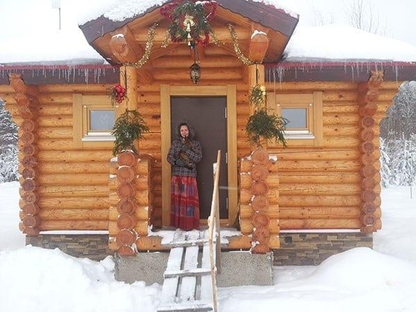 экскурсии зимой
