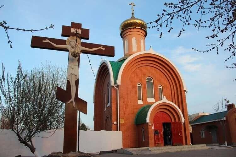 Элиста – город скульптур в Калмыкии
