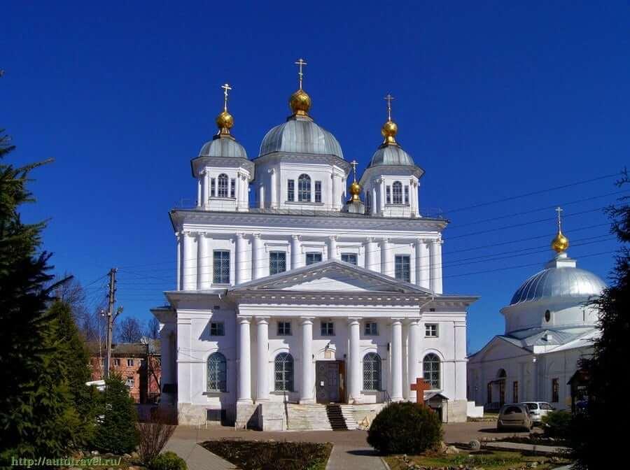Ярославль – столица Золотого кольца, история, памятные места и святыни