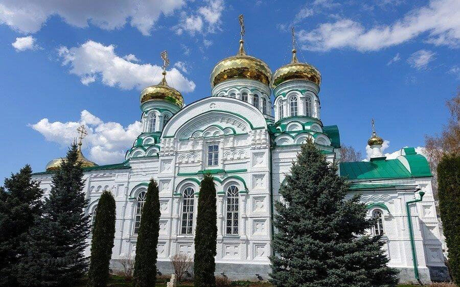 Раифский мужской монастырь в Казани – история, чудеса, особенности благоустройства