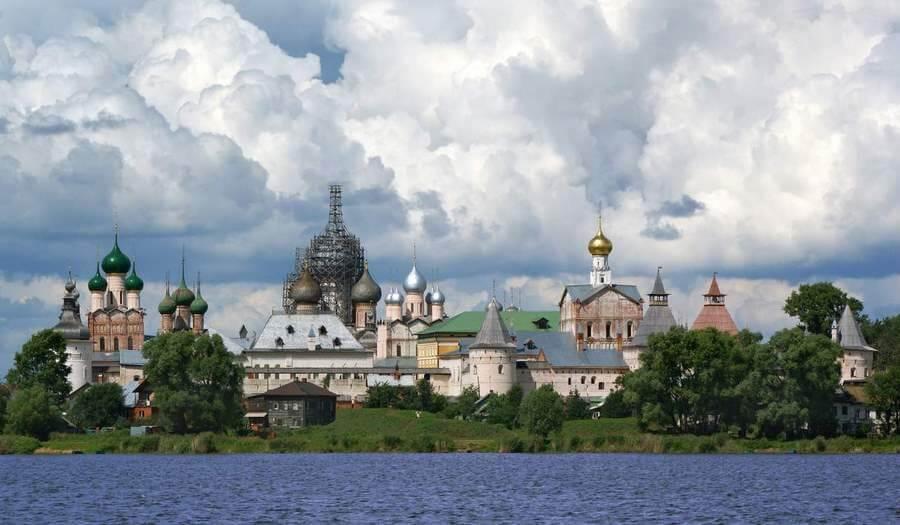 храмы Ростова