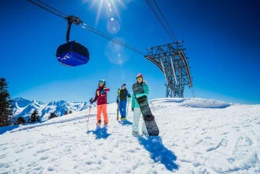 Красная поляна Сочи – горнолыжные комплексы, природные памятники, инфраструктура