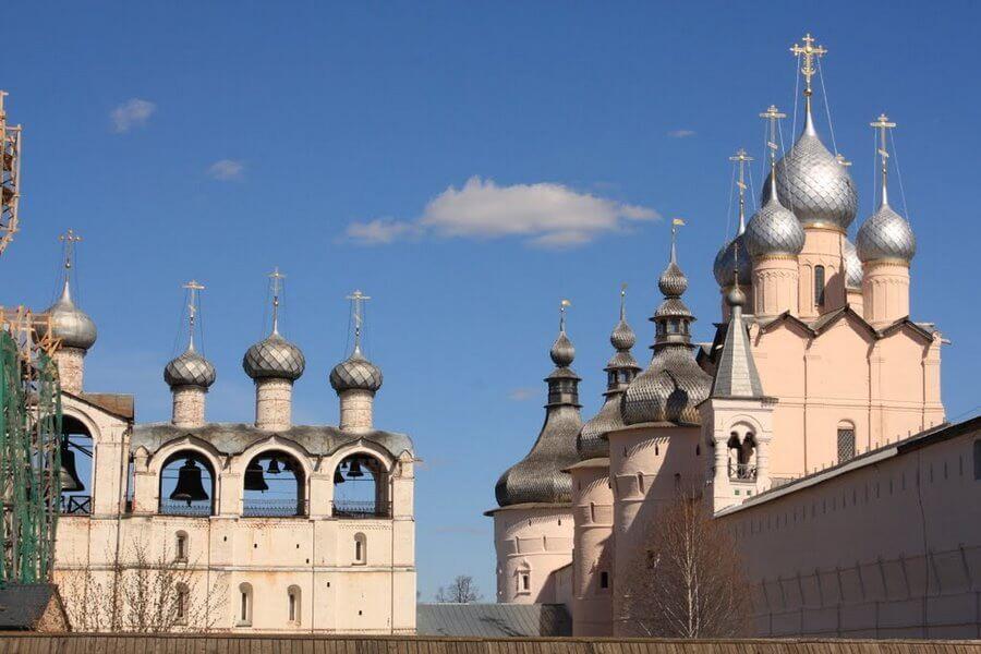 Ростов Великий – кладезь средневековых достопримечательностей