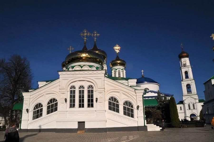Раифский мужской монастырь, Казань