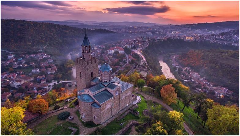 Болгария – гостеприимная страна с удивительными пейзажами