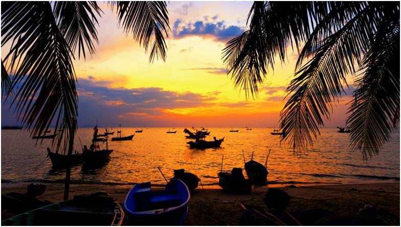 Гоа- жаркий рай для романтиков