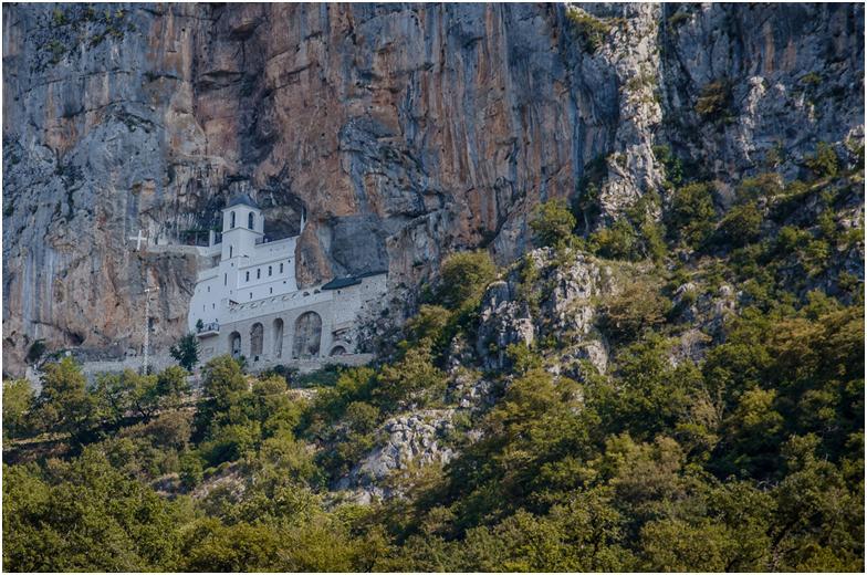 Черногория - страна размером с напёрсток