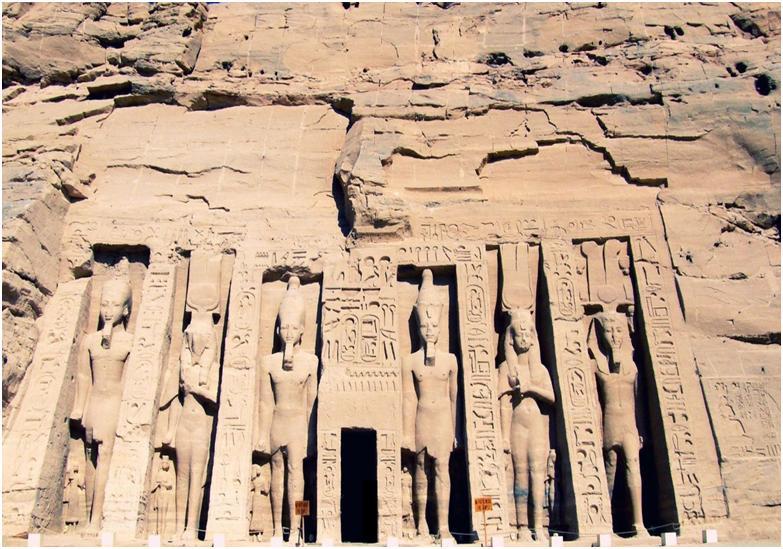 Египет - страна пирамид и древних сокровищ