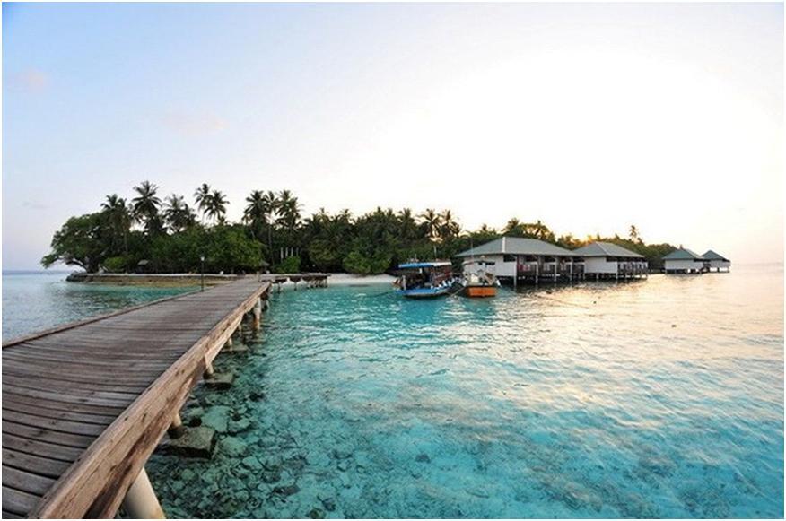Обходим подводные камни на Мальдивских островах и учимся отдыхать.