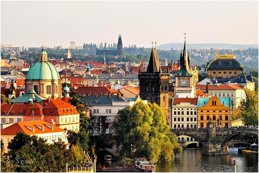 климат в чехии