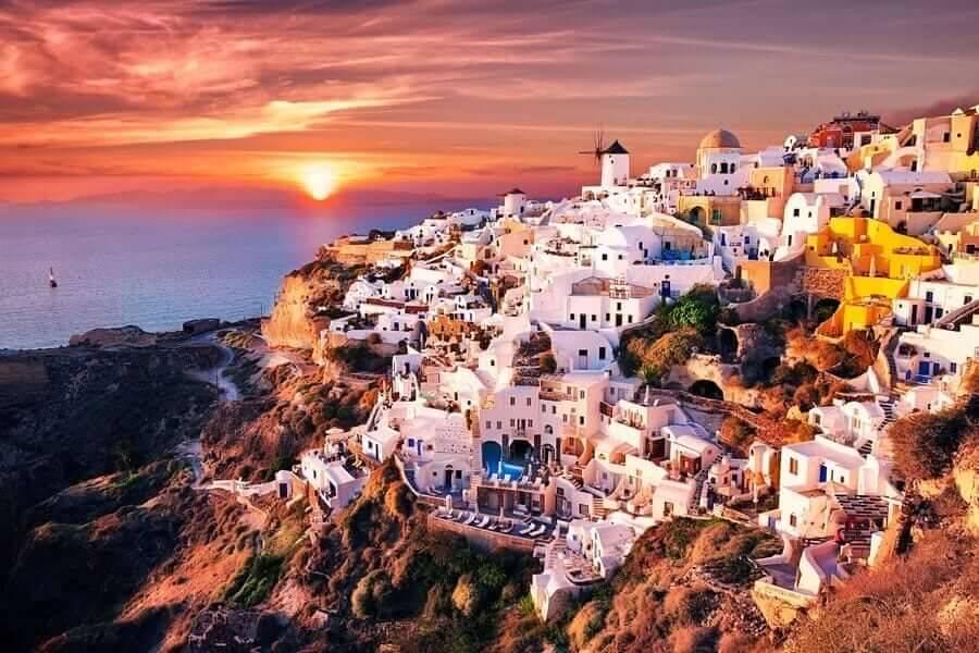 Греция - страна древних богов и изумрудных пляжей