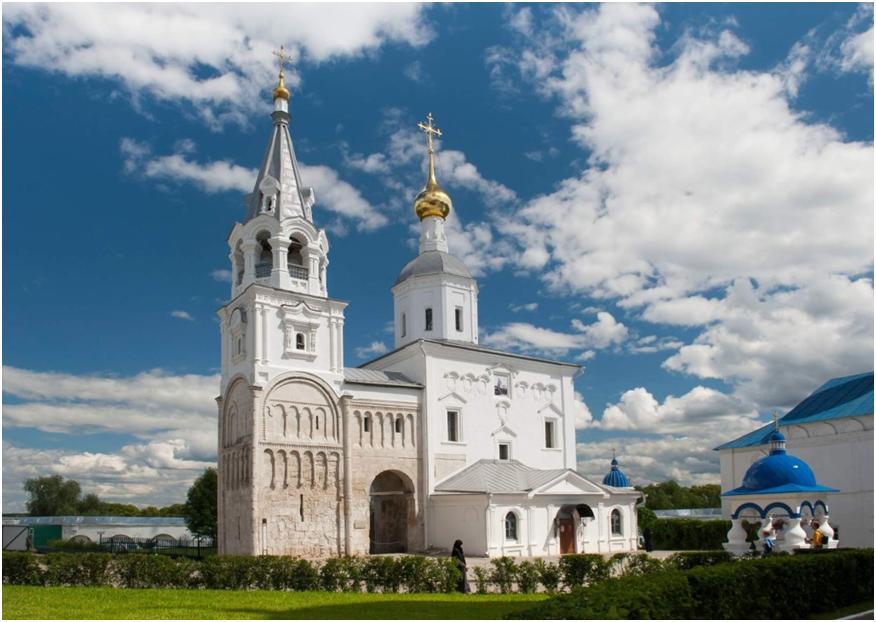 Боголюбово - все его достопримечательности в списке наследия ЮНЕСКО
