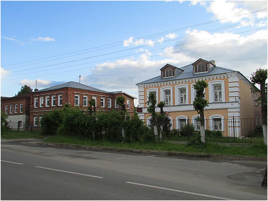 Палех - город мастеров в Ивановской области