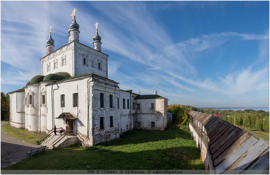 Переславль-Залесский – путешествие в средневековье